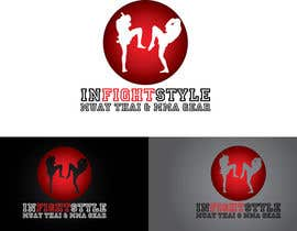 #32 for Design a Logo for online store INFIGHTSTYLE.com af wehaveanidea