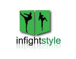 #9 for Design a Logo for online store INFIGHTSTYLE.com by bilanclaudiu