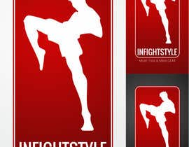 #35 for Design a Logo for online store INFIGHTSTYLE.com af takacsbalazs