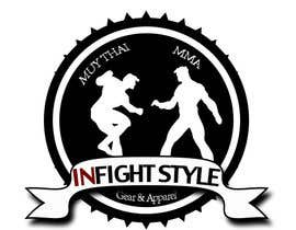 #39 for Design a Logo for online store INFIGHTSTYLE.com by DeriGaine