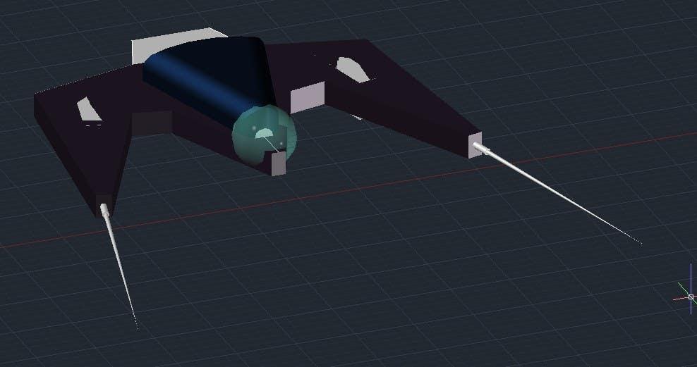 #35 für spaceship design von Akator