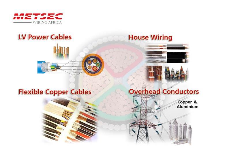 Wettbewerbs Eintrag #                                        22                                      für                                         Advertisement Design for Metsec Cables Ltd