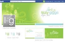 Proposition n° 99 du concours Graphic Design pour lizzy giggs Paper Arts
