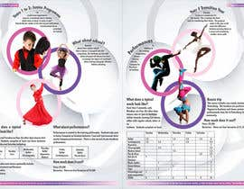 #35 para Design a Flyer for a prestigious dance academy por production347