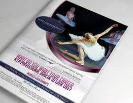 #49 cho Design a Flyer for a prestigious dance academy bởi rimskik