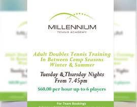 mdmirazbd2015 tarafından Adult Doubles Tennis Training için no 10