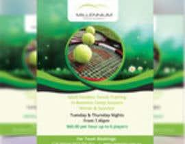 Nro 25 kilpailuun Adult Doubles Tennis Training käyttäjältä Rakib2003