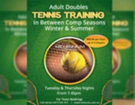 Nro 26 kilpailuun Adult Doubles Tennis Training käyttäjältä Rakib2003