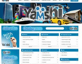 TEHNORIENT tarafından design 3 banners and 1 slider image for classified portal için no 6