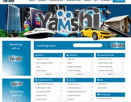 TEHNORIENT tarafından design 3 banners and 1 slider image for classified portal için no 8
