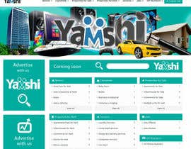 TEHNORIENT tarafından design 3 banners and 1 slider image for classified portal için no 9