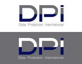Nro 105 kilpailuun Data Protection International (DPI) Logo käyttäjältä YessaY