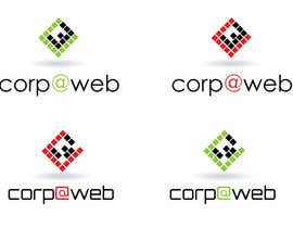 "#307 cho Design a Logo for "" Corp at web .com "" bởi Debasish5555"