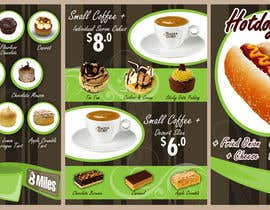 #7 for 12 Page a3 Poster Menu For Cafe & Convenience Store by rogeliobello