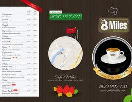 nº 9 pour 12 Page a3 Poster Menu For Cafe & Convenience Store par sammi67