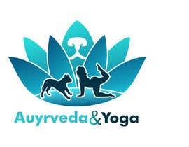 ganchevam tarafından Design a Logo for DOG / HUMAN Ayurveda & Yoga coach için no 74