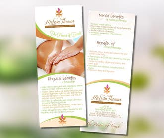 #17 for Brand a New Business - Massage Therapy Business by theislanders