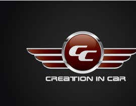 nº 49 pour Design a Logo for Creations in Car par shyRosely