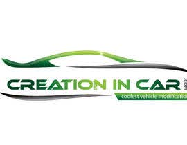 nº 60 pour Design a Logo for Creations in Car par shyRosely
