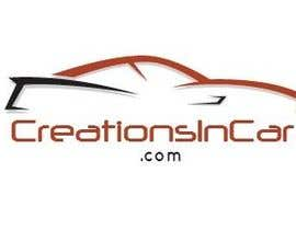 nº 10 pour Design a Logo for Creations in Car par bizzmutch