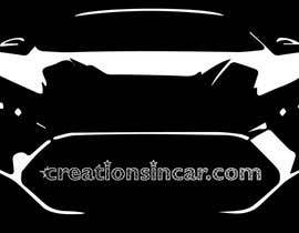 #80 para Design a Logo for Creations in Car por JuiceSoup