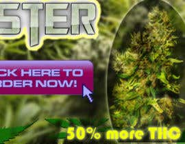#24 for Design a banner for a marijuana fertilizer by salamperkenalan