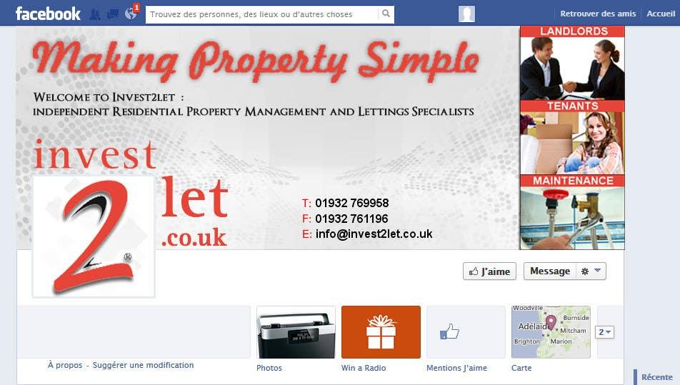 Bài tham dự cuộc thi #9 cho Facebook Page Banner design