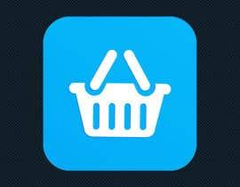 Nro 4 kilpailuun logo for a shopping cart käyttäjältä UnstableEntropy