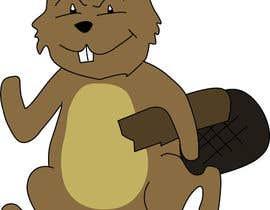 Nro 2 kilpailuun Beaver Cartoon käyttäjältä PiluSanchezO