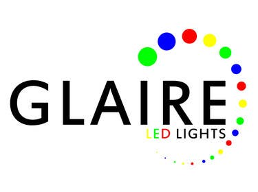 #3 for Design a Logo for Glare LED Lights by nathan23hannah