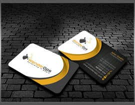 #11 untuk Design some Business Cards for WonderOps oleh kreativedhir