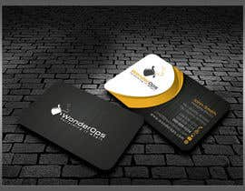 #25 para Design some Business Cards for WonderOps por kreativedhir