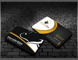 #30 untuk Design some Business Cards for WonderOps oleh kreativedhir