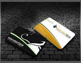 #35 para Design some Business Cards for WonderOps por kreativedhir