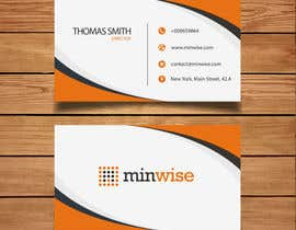 #162 for Design a Logo and Business Card by vkdykohc