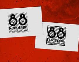 Nro 290 kilpailuun Design a Logo 88FortyEight Bar and Restaurant käyttäjältä lalice88