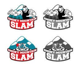 #12 for Design a Logo for Smoky Mountain Slam - Event Artwork by esakajiro
