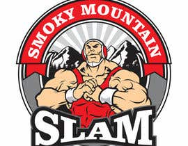 #18 for Design a Logo for Smoky Mountain Slam - Event Artwork by nitabe