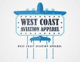 jossmauri tarafından West Coast Aviation Apparel için no 12