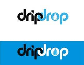 #128 for Design a Logo for DRIP DROP by shobbypillai