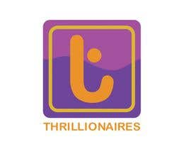 #394 สำหรับ Logo Design for Thrillionaires โดย Siejuban