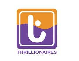#392 สำหรับ Logo Design for Thrillionaires โดย Siejuban