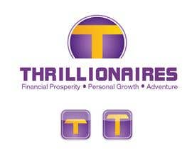 #398 para Logo Design for Thrillionaires de fecodi
