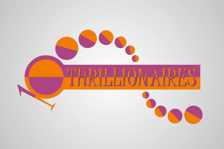 Wettbewerbs Eintrag #                                        377                                      für                                         Logo Design for Thrillionaires