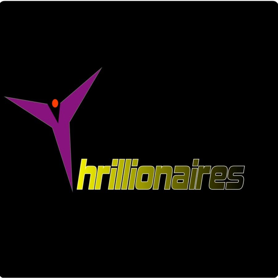 Contest Entry #388 for Logo Design for Thrillionaires
