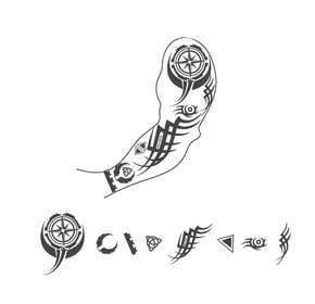 creativelion53 tarafından Design a Tattoo için no 7