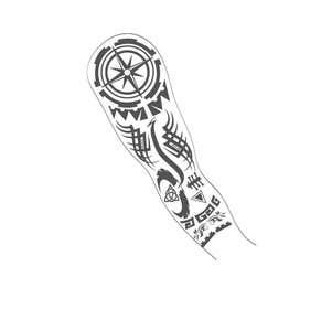 creativelion53 tarafından Design a Tattoo için no 8