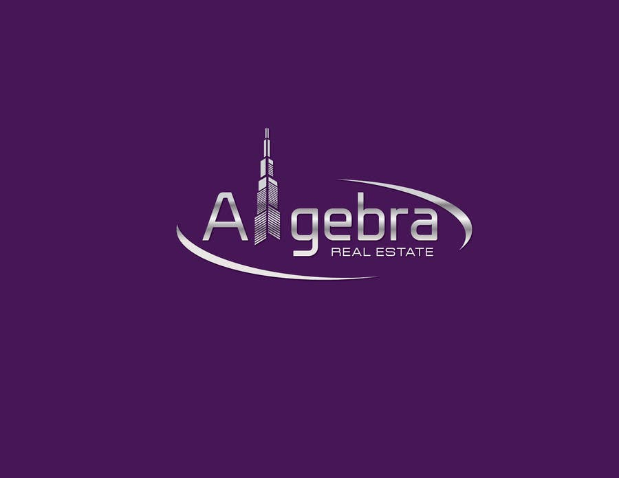 #176 for Design a Logo for Algebra Real Estate by paxslg