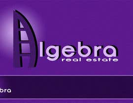 #24 cho Design a Logo for Algebra Real Estate bởi pixell