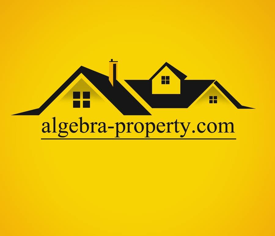 Penyertaan Peraduan #235 untuk Design a Logo for Algebra Real Estate